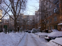 Samara, Ventsek st, house 72. Apartment house
