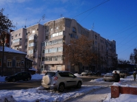 Samara, Ventsek st, house 81. Apartment house