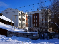 Samara, Ventsek st, house 101. Apartment house