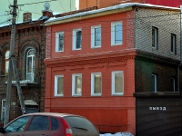 Samara, Ventsek st, house 107. Apartment house