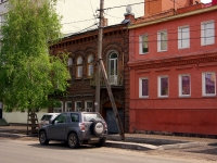 Samara, Ventsek st, house 109. Apartment house