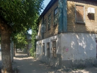 Samara, st Vodnikov, house 5. Apartment house