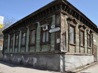 Samara, Vodnikov st, house 19. Private house