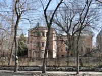 萨马拉市, Vodnikov st, 房屋 33. 未使用建筑