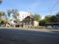 Samara, Vodnikov st, house 63. Apartment house