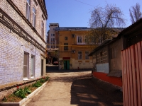 Samara, Vodnikov st, house 29. Apartment house