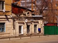 Samara, Vodnikov st, house 42. Private house