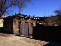 Самара, улица Водников, дом 7. аварийное здание