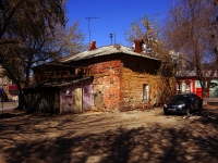 Samara, st Vodnikov, house 17. Private house