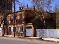 Samara, Vodnikov st, house 66. Apartment house