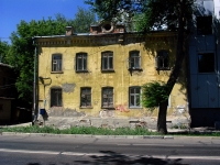 Samara, Vodnikov st, house 86. Apartment house