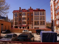 Samara, Vodnikov st, house 91. Apartment house