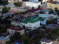 """Samara, hotel """"Купеческий дом"""", Vodnikov st, house 1"""