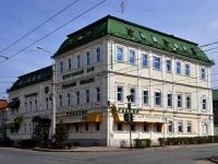 "萨马拉市, 旅馆 ""Купеческий дом"", Vodnikov st, 房屋 1"