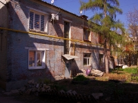 Samara, Vodnikov st, house 3. Apartment house with a store on the ground-floor