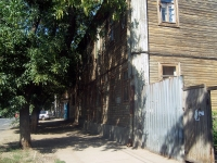 Samara, Vodnikov st, house 13. Apartment house