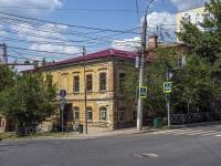 Samara, Vodnikov st, house 22. Apartment house