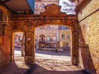 Самара, улица Водников, дом 22. многоквартирный дом