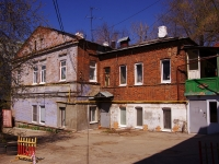 Samara, Vodnikov st, house 31. Apartment house