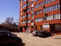 Samara, Vodnikov st, house 35. Apartment house