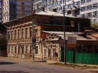 Samara, Vodnikov st, house 40. Apartment house