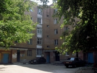 Samara, Vodnikov st, house 44. Apartment house