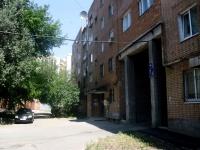 Samara, Vodnikov st, house 46. Apartment house