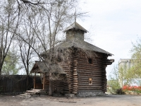 neighbour house: st. Vodnikov. sample of architecture Крепостная башня