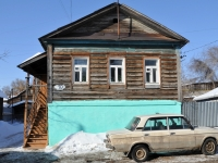 Samara, alley Zaplanny, house 10. Apartment house
