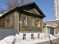 Samara, alley Zaplanny, house 12. Private house