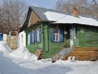 Samara, Zatonnaya st, house 30. Private house