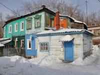 Samara, st Zatonnaya, house 34. Apartment house