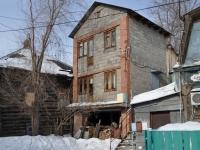 Samara, st Zatonnaya, house 44. Apartment house
