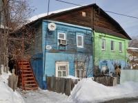Самара, улица Затонная, дом 48. индивидуальный дом