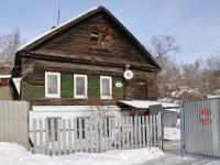 Samara, st Zatonnaya, house 54. Private house