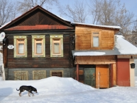 Samara, Zatonnaya st, house 58. Private house