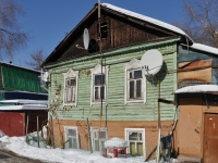 Samara, Zatonnaya st, house 86. Private house