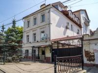 Samara, st Komsomolskaya, house 21. hotel