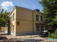 Samara, st Komsomolskaya, house 4А. trade school