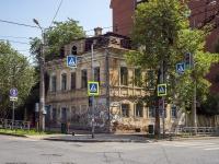 Samara, st Komsomolskaya, house 15. Apartment house