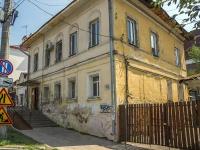 Самара, улица Комсомольская, дом 19. многоквартирный дом