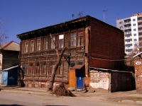 萨马拉市, Komsomolskaya st, 房屋 38. 公寓楼