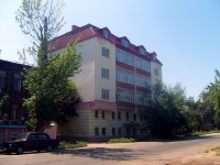 Samara, Komsomolskaya st, house 43. Apartment house