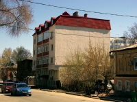 neighbour house: st. Komsomolskaya, house 43. Apartment house