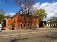 Samara, Komsomolskaya st, house 49. Apartment house