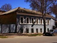 Самара, улица Комсомольская, дом 52. многоквартирный дом