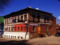 neighbour house: st. Kutyakov, house 8. Apartment house with a store on the ground-floor
