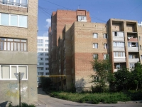 Samara, M. Gorky st, house 35. Apartment house