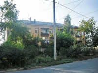 Samara, M. Gorky st, house 64. Apartment house