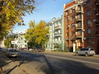 neighbour house: st. M. Gorky, house 115. Apartment house